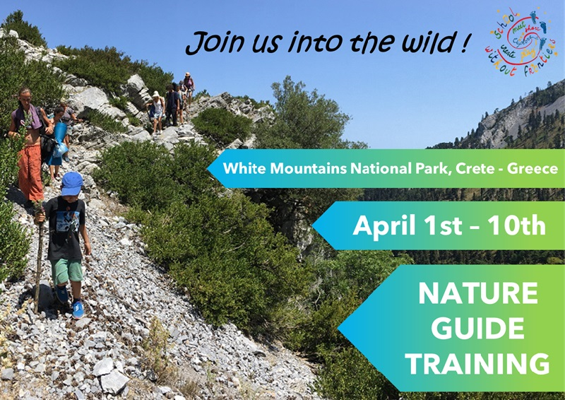 Nature Guide Training Poster